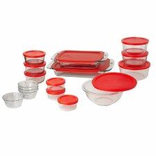 28 Piece Prep Bake & Store Baking Dish Set