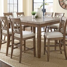 lewisville 9 piece counter height dining set - Dining Room Table Height
