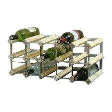 Rita 15 Bottle Wine Rack