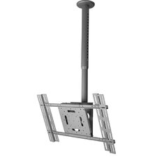 "Heavy Duty Tilt Universal Ceiling Mount for 21""-50"" Flat Panel Screens"