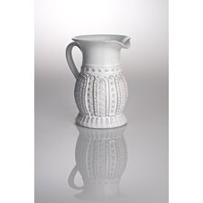 Charlot French Lace Pitcher