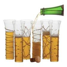 Festive Champagne Flute (Set of 6)
