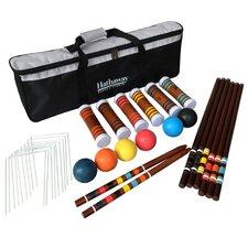 6 Player Croquet Set