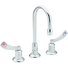 Two Cold and Hot Handle Widespread Bathroom Faucet