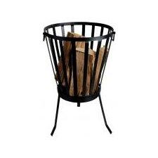 Brazier Cast Iron Wood Fire Pit