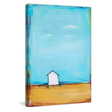 'Soul Happy' by Tori Campisi Painting Print on Wrapped Canvas