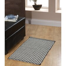 Portland Black Area Rug (Set of 2)