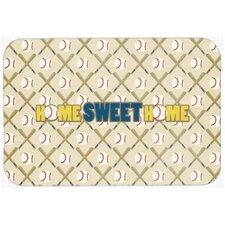 Home Sweet Home Kitchen/Bath Mat