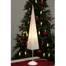 Dot Cone on Base Table Lamp
