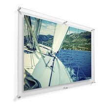 Double Panel Picture Frame