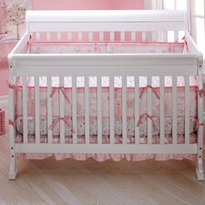 Princess Happily Ever After 3 Piece Crib Bedding Set