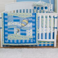 Dr. Seuss Oh The Places You'll Go! 4 Piece Crib Bedding Set