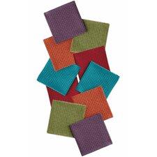 10 Piece Siena Dishcloth Set