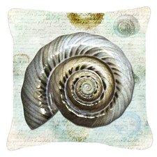 Balderston Green/Gray Indoor/Outdoor Throw Pillow