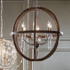 Rosemont Candle-Style Chandelier