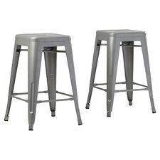 "Delavan 24"" Bar Stool (Set of 2)"
