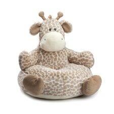 Savanna Giraffe Kids Novelty Chair