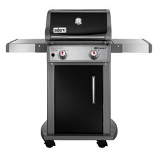 Spirit® E-210™ 2-Burner Propane Gas Grill with Cabinet