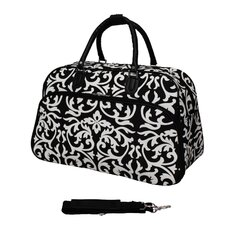"""Damask 21"""" Carry-On Duffel"""