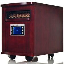 1,500 Watts Portable Electric Infrared Cabinet Heater