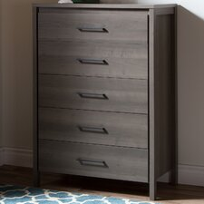 Gravity 5 Drawer Chest