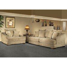 Cameron 2 Piece Sofa Set  by Sage Avenue