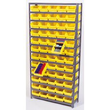 Economy Shelf Bin Storage Units