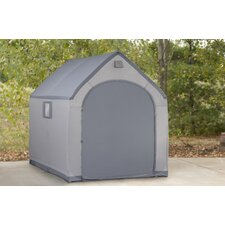 StorageHouse 6 ft. W x 7 ft. D Nylon/Polyester Storage Shed