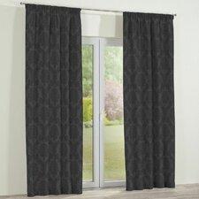 Damascus Single Curtain Panel