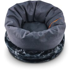 Snuggle Dog Bed