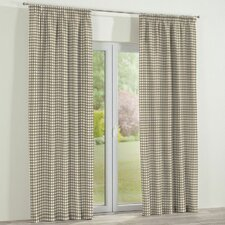 Picture Single Curtain Panel