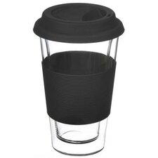 Grosche Glassen Glass Travel Mug