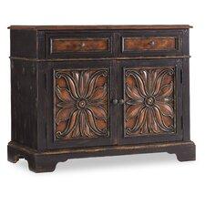 Grandover 2 Drawer 2 Door Cabinet