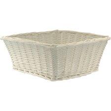 Wicker Laundry Basket (Set of 6)
