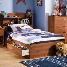 Logik Twin Mate's Bed with Storage