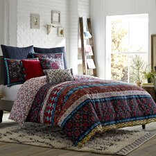 Mexico City Madero 3 Piece Duvet Cover Set