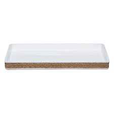 Castaway Amenity Bathroom Accessory Tray