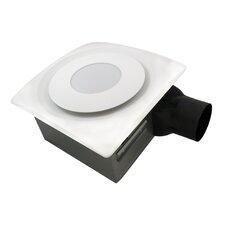 SlimFit 90 CFM Bathroom Fan with Light