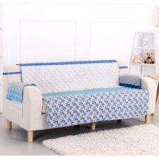 Blue Stone Sofa Slipcover