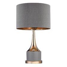 "Small Cone Neck 19"" Table Lamp"