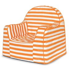 Little Reader Stripes Personalized Kids Novelty Chair