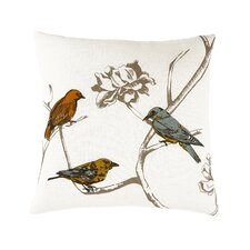 Chinois Erie Square Decorative Pillow