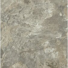 "Alterna 16"" x 16"" Engineered Stone Field Tile in Light Gray"