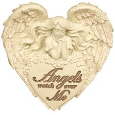 Angels Watch Over Me Decorative Visor Clip (Set of 4)