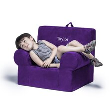 Julep Personalized Kids Foam Chair