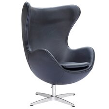 Wilton Leather Lounge Chair