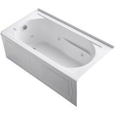 """Devonshire Alcove 60"""" x 32"""" Whirpool Bathtub"""