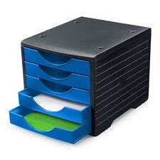 Schubladenbox Greenbox mit 5 Schubladen