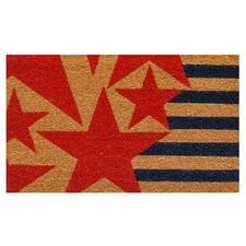 Stars and Stripes Doormat
