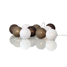 10 Light Lantern String Lights